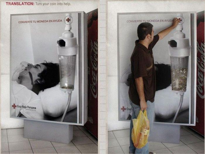 Деньги правят рекламой (39 фото)