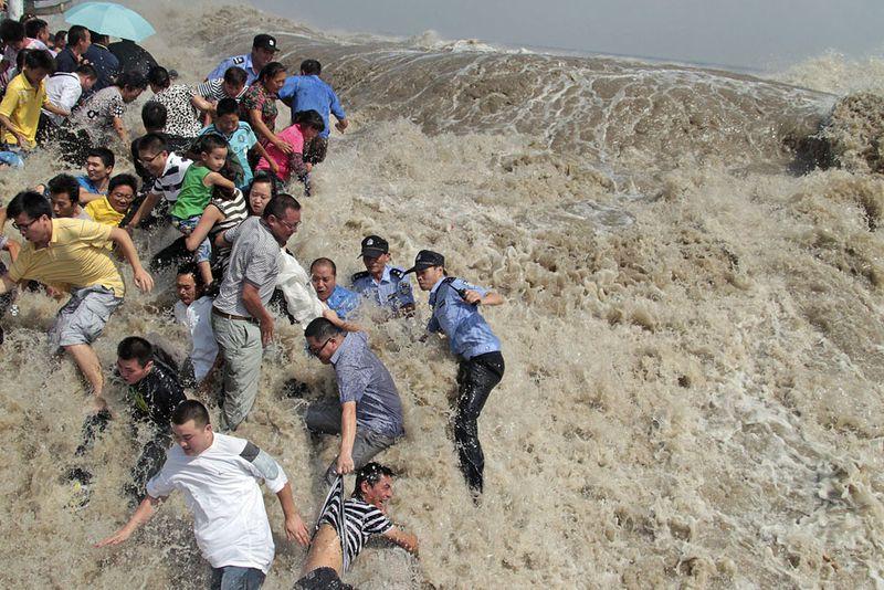 Лучшие фото REUTERS за август