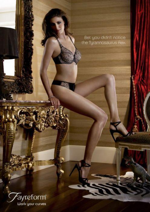 Фото секс рекламы весьма