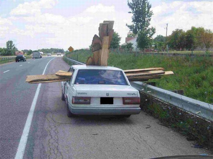 Перевозка негабаритных грузов на транспорте (50 фото)