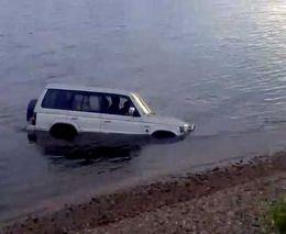 Утопили Паджерика