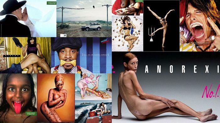 Лучшие мировые рекламные фотографы (43 фото)