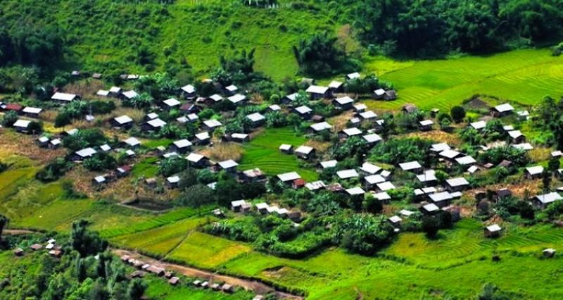 6 самых труднодоступных мест, где живут люди (18 фото)