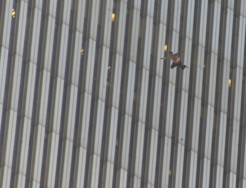 Фото терактов 11 сентября 2001 года