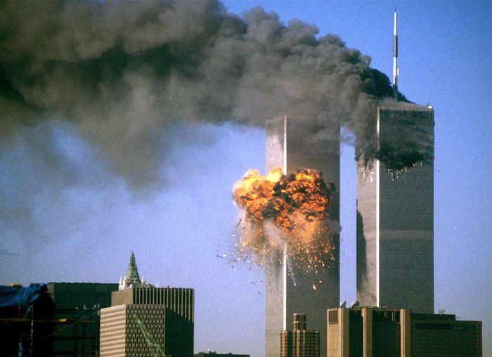 Фото терактов 11 сентября 2001 года (50 фото)