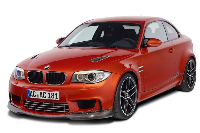 BMW 1-Series M Coupe от ателье AC Schnitzer (17 фото)