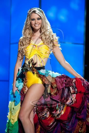 Мисс Вселенная - национальные костюмы (88 фотографий), photo:5