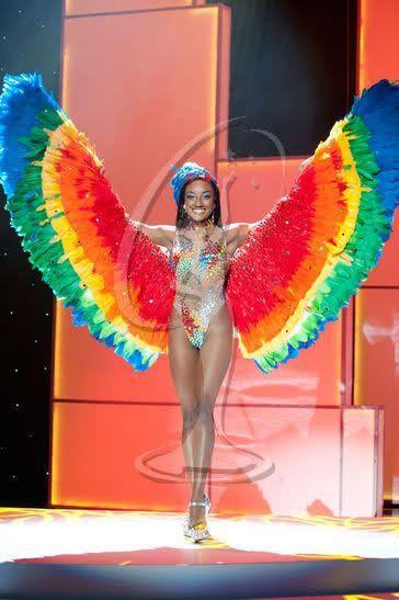 Мисс Вселенная - национальные костюмы (88 фотографий), photo:6