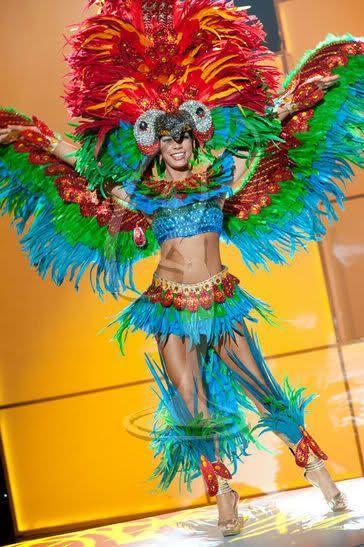 Мисс Вселенная - национальные костюмы (88 фотографий), photo:8