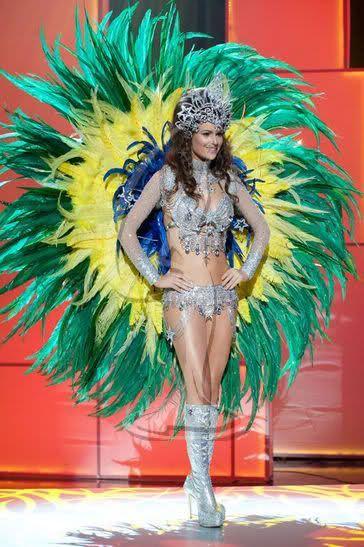 Мисс Вселенная - национальные костюмы (88 фотографий), photo:10