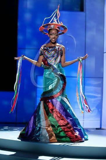 Мисс Вселенная - национальные костюмы (88 фотографий), photo:11