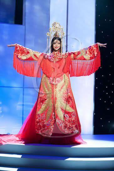 Мисс Вселенная - национальные костюмы (88 фотографий), photo:15