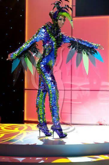 Мисс Вселенная - национальные костюмы (88 фотографий), photo:19