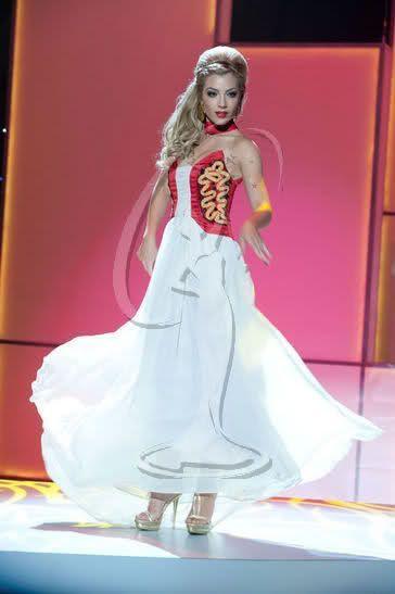 Мисс Вселенная - национальные костюмы (88 фотографий), photo:20