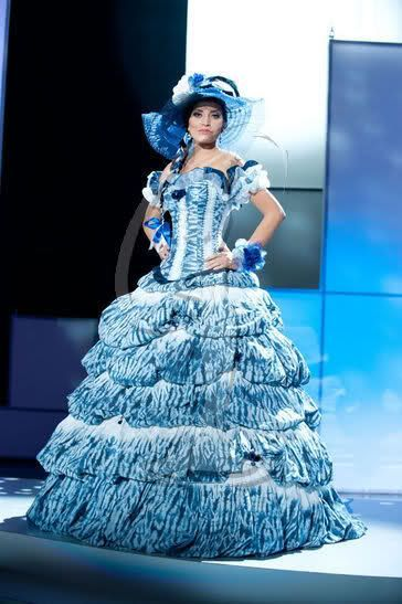 Мисс Вселенная - национальные костюмы (88 фотографий), photo:26