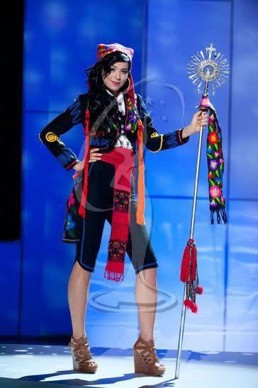 Мисс Вселенная - национальные костюмы (88 фотографий), photo:36