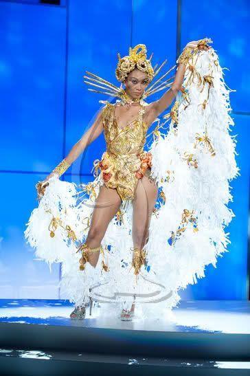 Мисс Вселенная - национальные костюмы (88 фотографий), photo:37