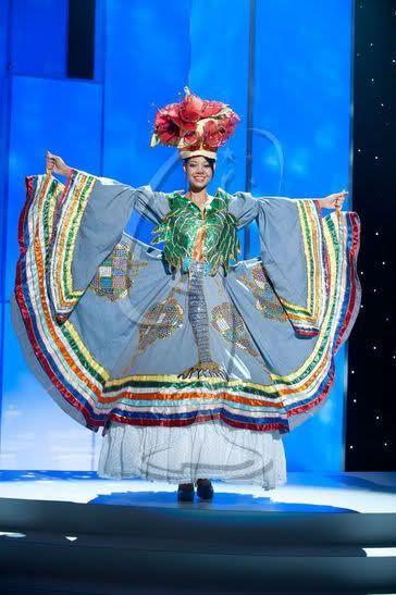 Мисс Вселенная - национальные костюмы (88 фотографий), photo:38