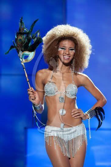 Мисс Вселенная - национальные костюмы (88 фотографий), photo:39