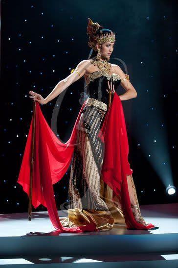 Мисс Вселенная - национальные костюмы (88 фотографий), photo:41