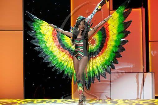 Мисс Вселенная - национальные костюмы (88 фотографий), photo:45