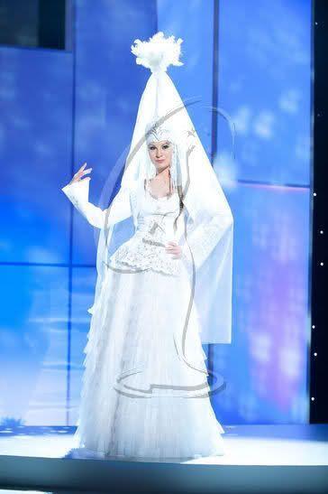 Мисс Вселенная - национальные костюмы (88 фотографий), photo:47