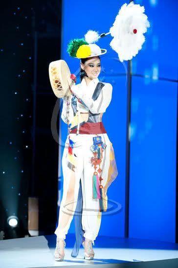 Мисс Вселенная - национальные костюмы (88 фотографий), photo:48