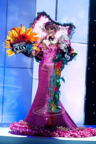Мисс Вселенная - национальные костюмы (88 фотографий), photo:53