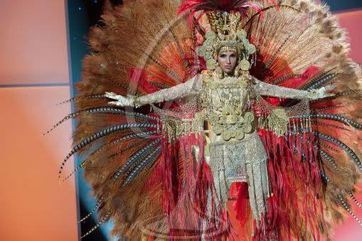 Мисс Вселенная - национальные костюмы (88 фотографий), photo:59