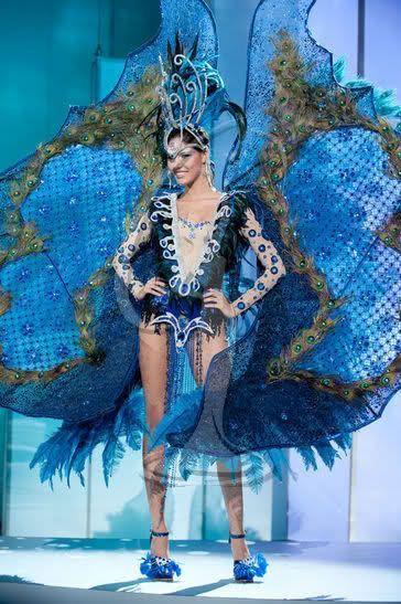Мисс Вселенная - национальные костюмы (88 фотографий), photo:60