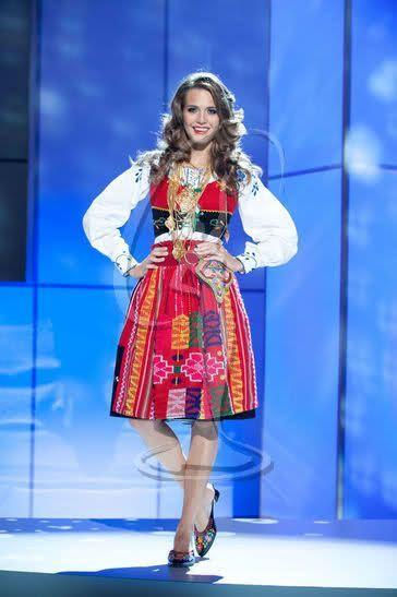 Мисс Вселенная - национальные костюмы (88 фотографий), photo:64