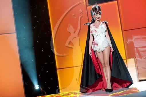 Мисс Вселенная - национальные костюмы (88 фотографий), photo:66