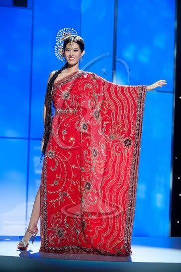 Мисс Вселенная - национальные костюмы (88 фотографий), photo:69