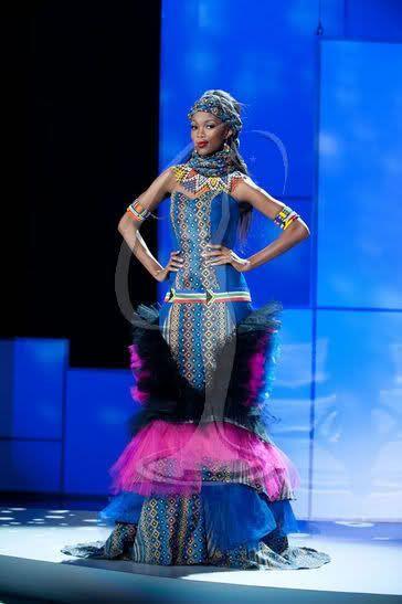 Мисс Вселенная - национальные костюмы (88 фотографий), photo:72