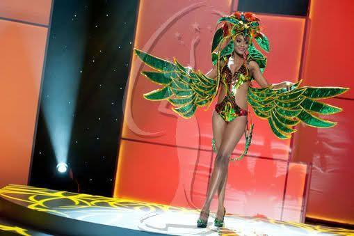 Мисс Вселенная - национальные костюмы (88 фотографий), photo:75