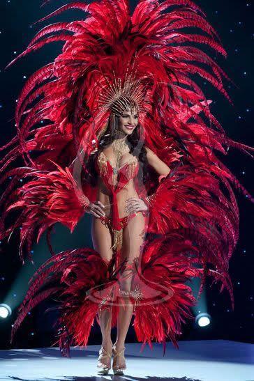 Мисс Вселенная - национальные костюмы (88 фотографий), photo:80