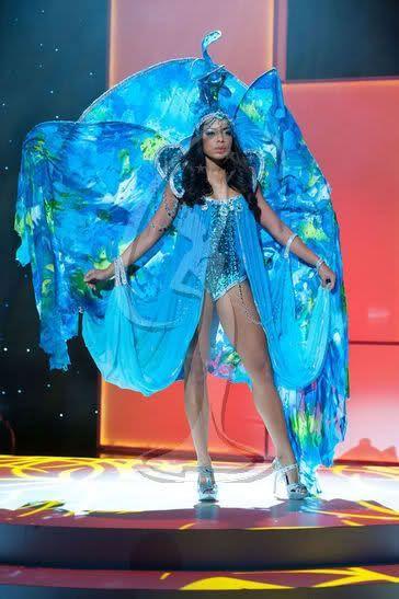 Мисс Вселенная - национальные костюмы (88 фотографий), photo:83