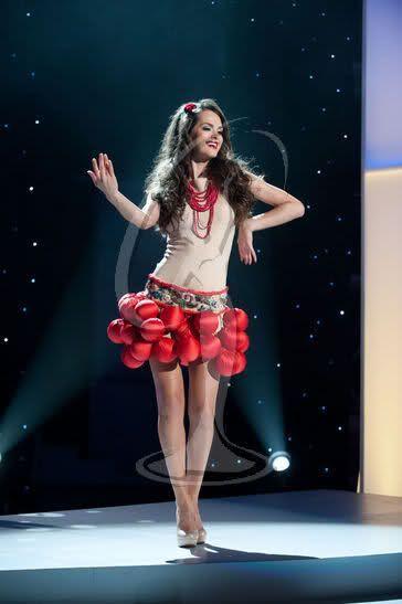 Мисс Вселенная - национальные костюмы (88 фотографий), photo:84