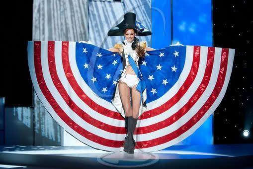 Мисс Вселенная - национальные костюмы (88 фотографий), photo:86