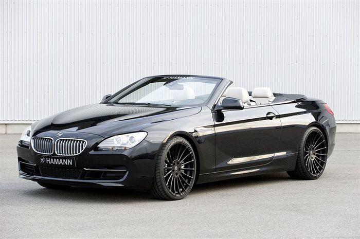 BMW 6-Series Cabrioот ателье Hamann (19 фото)