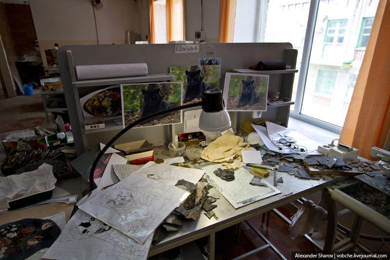 Мастерская изделий из яшмы (28 фото)