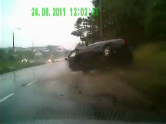 Авария дня часть 291 (фото+видео)