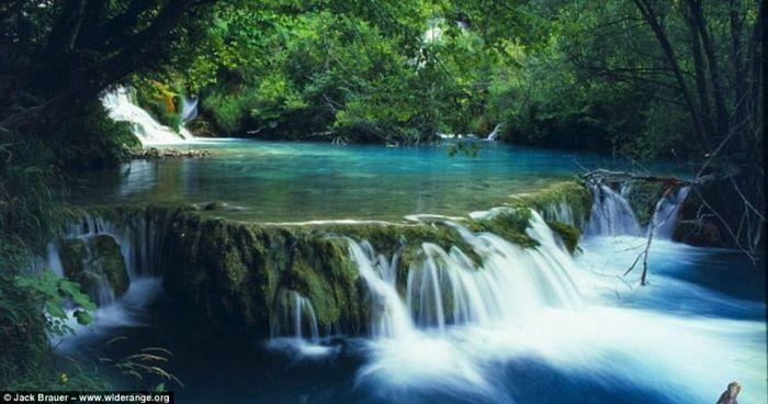 Самый красивый водопад в Хорватии (9 фото)