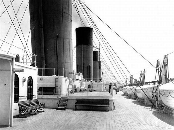 Прогулка по Титанику (25 фото)