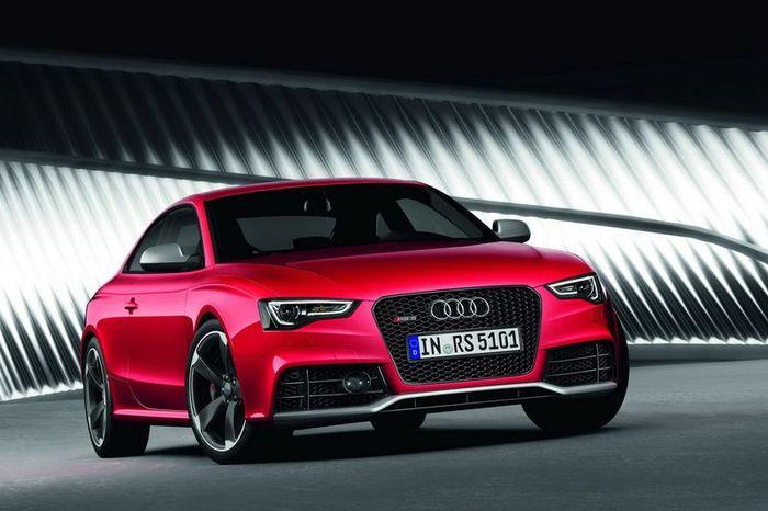 Audi RS 5 подверглась фейслифтингу на автошоу во Франкфурте (28 фото)
