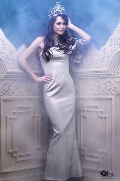 Вице-Мисс Вселенная 2011 (5 фото)