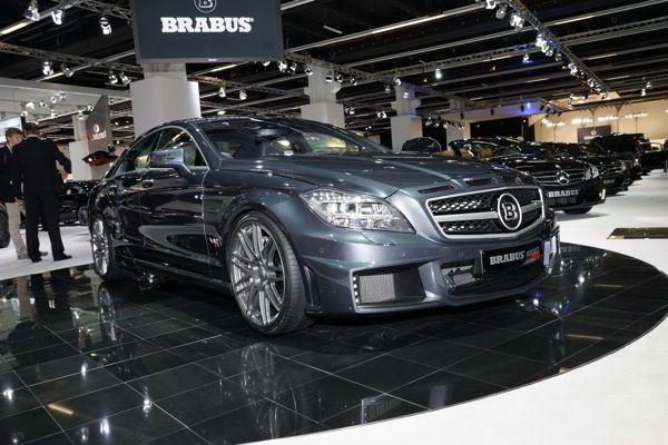 Brabus презентовал самый быстрый седан в мире! (4 фото)