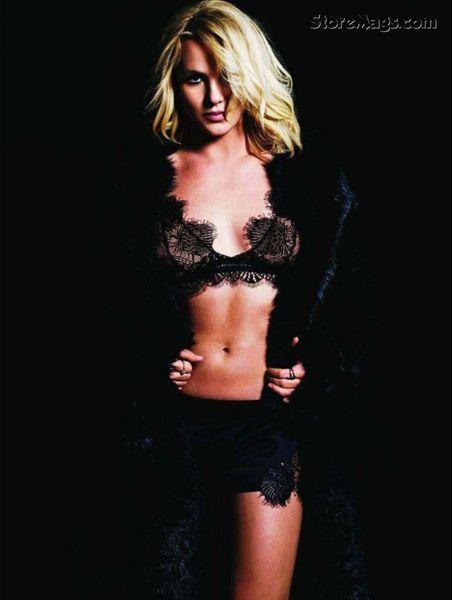 Фотосессия Бритни Спирс для журнала Glamour (8 Фото)
