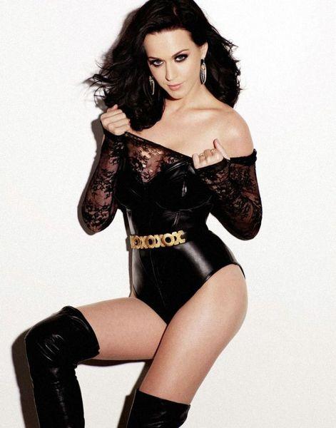 Кэти Перри для журнала Maxim (12 Фото)