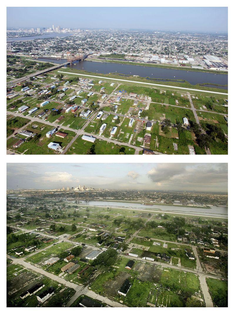 0328 Ураган Катрина   пять лет спустя